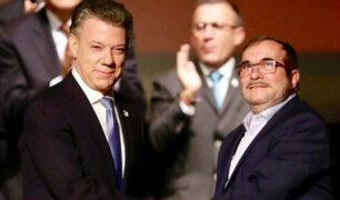 Colombia: las FARC completaron la entrega total de sus armas