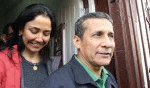 Pulso Perú: 74% a favor de prisión preventiva de Humala y Heredia