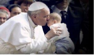 Fieles preparan llegada del papa Francisco al Perú
