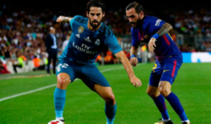 Real Madrid recibe al Barcelona por la vuelta de la Supercopa de España