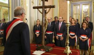 Medios internacionales informaron sobre salida de Gabinete Zavala
