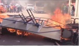 Juliaca: pobladores asesinan a joven tras discusión
