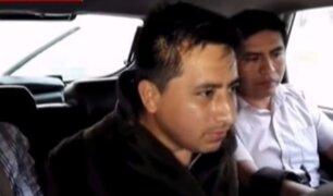 Sujeto acusado de extorsionar a joven pertenecería a banda delictiva