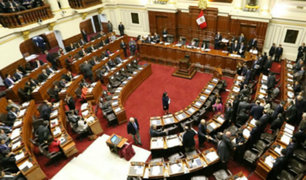 Modifican moción de censura y cuestión de confianza en reglamento del Congreso