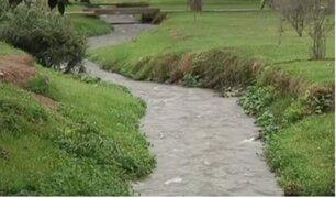 Clausura de río Surco afectará a varios distritos limeños