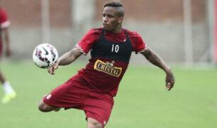 Lesión de Jefferson Farfán genera preocupación en la Selección Peruana