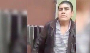 Vecinos golpearon a presunto pedófilo en Comas