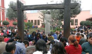Devotos de Santa Rosa de Lima también se alistan para visita del papa Francisco