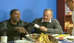 Este domingo en Teledeportes, las diabluras de Eddy Carazas