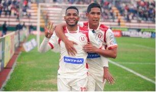 Universitario venció 3-2 a Unión Comercio por el Torneo Clausura