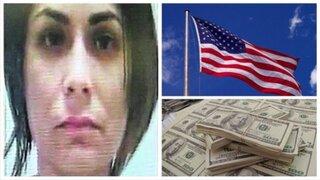 Evelyn Vela y el tráfico de billetes falsos