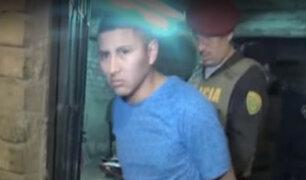San Juan de Lurigancho: capturan a microcomercializador de drogas que vendía cerca de colegio