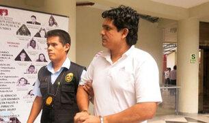 Tumbes: dictan 10 años de cárcel para Carlos Feijoo