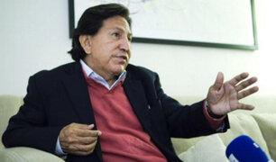Congresistas critican a juez Concha por extradición de Alejandro Toledo