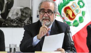 Congreso: polémica tras la renuncia de Guillermo Nugent del LUM