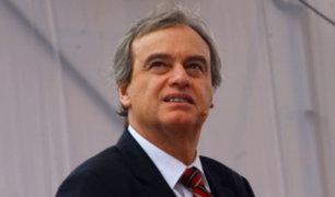 Carlos Basombrío reafirma denuncias en contra de Pedro Castillo