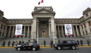 Ministro Interior vs. Poder Judicial: denuncian irregulares resoluciones de Juez