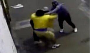 Malhechores robaron más de 10 mil soles a deportista en La Victoria