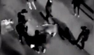Breña: sujeto pierde la vida tras recibir un disparo en gresca con transeúnte