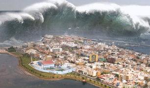 Sepa cuáles serían las consecuencias de un Tsunami en el Callao