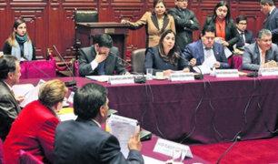 Comisión de Constitución aprueba norma que regula aportes a partidos políticos
