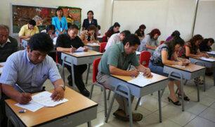 Ministerio de Educación: evaluaciones a los docentes en cifras