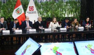 Foro del Acuerdo Nacional abordó tema educativo en sesión extraordinaria