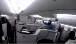 Detuvieron a ciudadanos colombianos por robar tablet en aerolínea