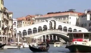 Venecia: prohíben gritar frase utilizada por los terroristas