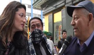 Conoce las mil formas de abrigarte para enfrentar el frío en Lima