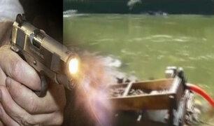 Huánuco: PNP interviene a mineros ilegales que extraían oro