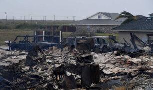 EEUU: devastador huracán Harvey pierde intensidad tras recorrer Texas