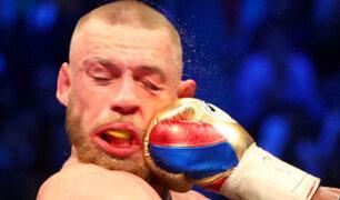 [VIDEO] La 'pelea de los millones': McGregor cayó ante Mayweather