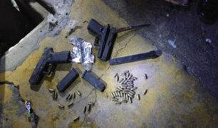 Barrio King: escondían armas en desagüe de penal Sarita Colonia