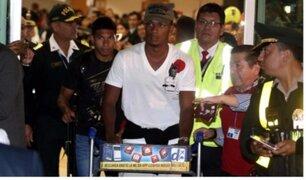 Selección peruana: 'Extranjeros' llegaron para duelos por eliminatorias