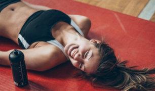 Coregasm: nuevo deporte que hace llegar al orgasmo
