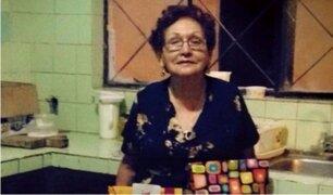 San Miguel: investigan causas del asalto en casa de 'La abuela Norma'