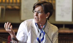 Reacciones tras informe de IDL sobre financiamiento a campaña de Susana Villarán