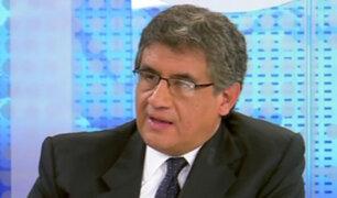 """Juan Sheput: """"El presidente y su bancada están cumpliendo, al Ejecutivo que lo juzgue la gente"""""""