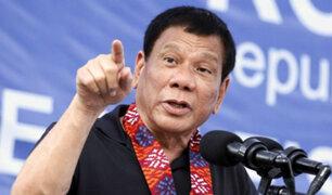 Filipinas: presidente Rodrigo Duterte continúa generando polémica