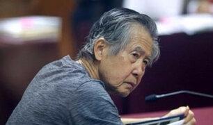 Alberto Fujimori pide perdón por sus errores