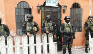 Callao: cae banda criminal 'Los Chalacos' en operativo