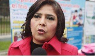 Ana Jara solicita cambiar los mecanismos de atención a pacientes en hospitales