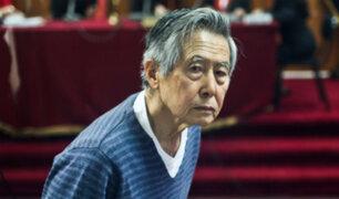 Alberto Fujimori permanece en cuidados intensivos de clínica en Pueblo Libre
