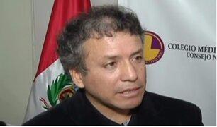 Médicos despedidos niegan negligencia en muerte de la madre de Ana Jara