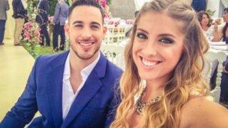 ¿Eyal Berkover ya piensa en matrimonio con su novia Nair Bravo?