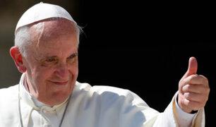 Roma: Papa Francisco bendice propuesta de matrimonio