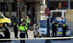 Gobierno de Cataluña recibió aviso sobre ataque pero no le dio importancia