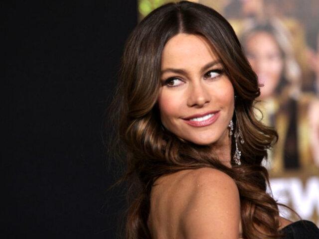 Sofía Vergara es la actriz mejor paga de Estados Unidos según revista Forbes