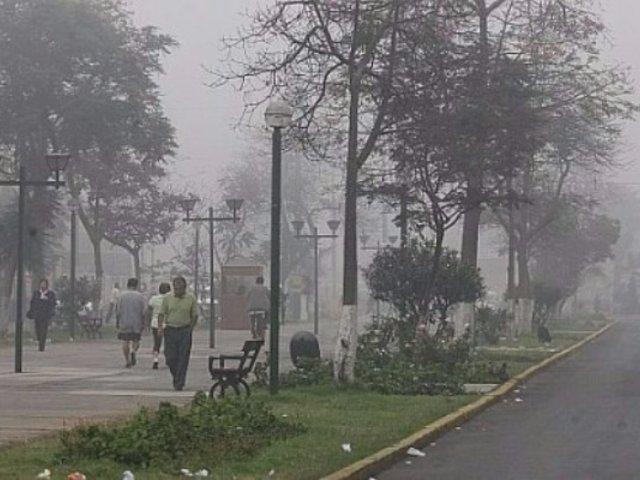 Senamhi pronostica llovizna, neblina y humedad hasta 100% durante el invierno en Lima